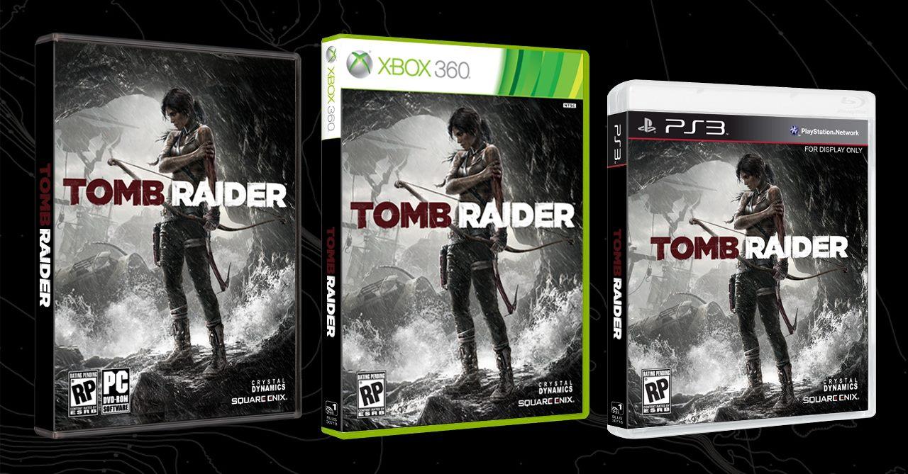 Svelate copertina e data di uscita del nuovo Tomb Raider