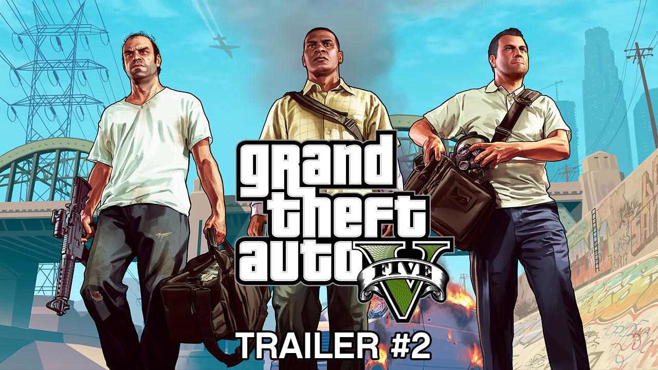 GTA V trailer 2 - GTA V: ecco il secondo trailer, sottotitolato in italiano