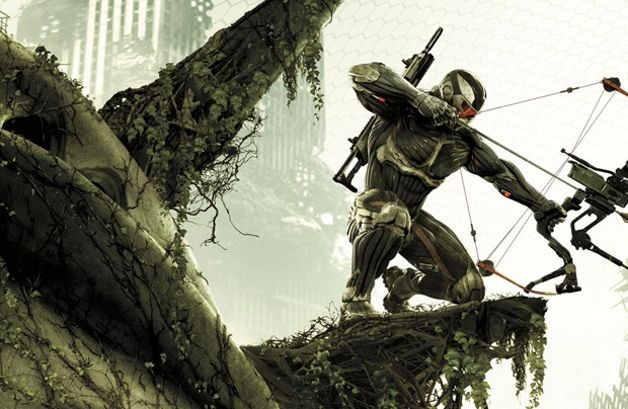 crysis 3 - Crysis 3: il gameplay del single-player in compagnia di Psycho