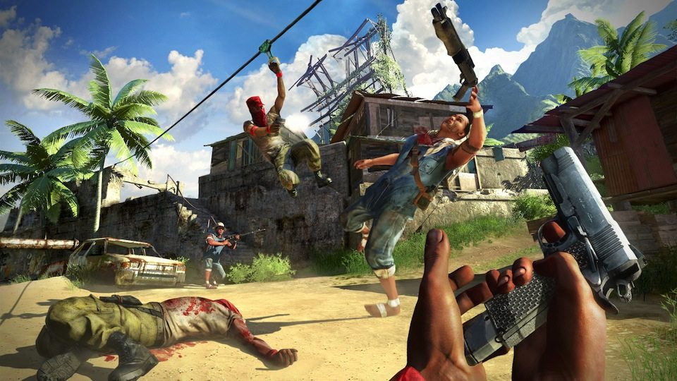 far cry 3 mp - Far Cry 3: patch 1.01 già disponibile per il download