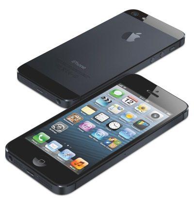 iphone5 front back - iPhone 5: Apple migliora la disponibilità per Natale