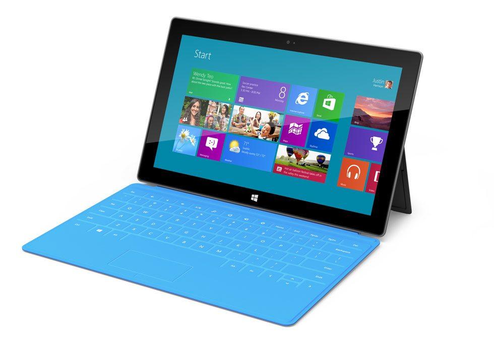 microsoft surface - Microsoft Surface: un tablet al di sotto delle aspettative?