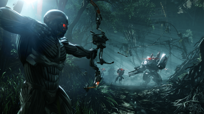 Crysis3 - Disponibili i driver GeForce 313.95 per Crysis 3 Multiplayer Open Beta