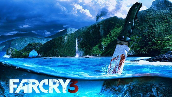 Far Cry 3 sfondo