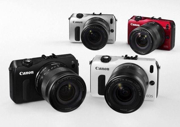canon eos m acces - Canon EOS M - Recensione - Fotocamera Mirrorless