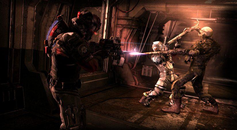 dead space 3 coop - Dead Space 3 è il primo gioco a supportare il Kinect in co-op