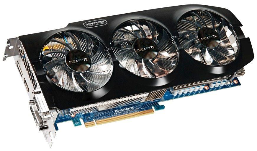 gigabyte gv n670wf3 2gd 01 - Gigabyte pronta al lancio di una nuova GeForce GTX 670 con raffreddamento custom