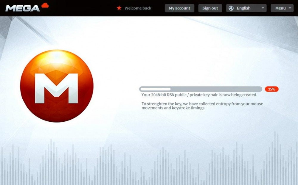 mega dotcom 01 - Nuove immagini per Mega, il successore di Megaupload