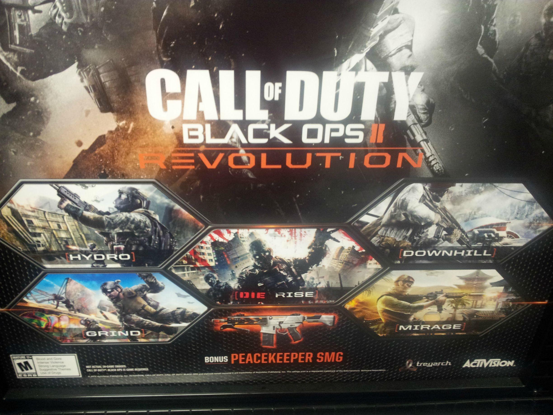Black Ops 2 Revolution DLC - Black Ops 2 - L'espansione Revolution ci farà diventare zombie