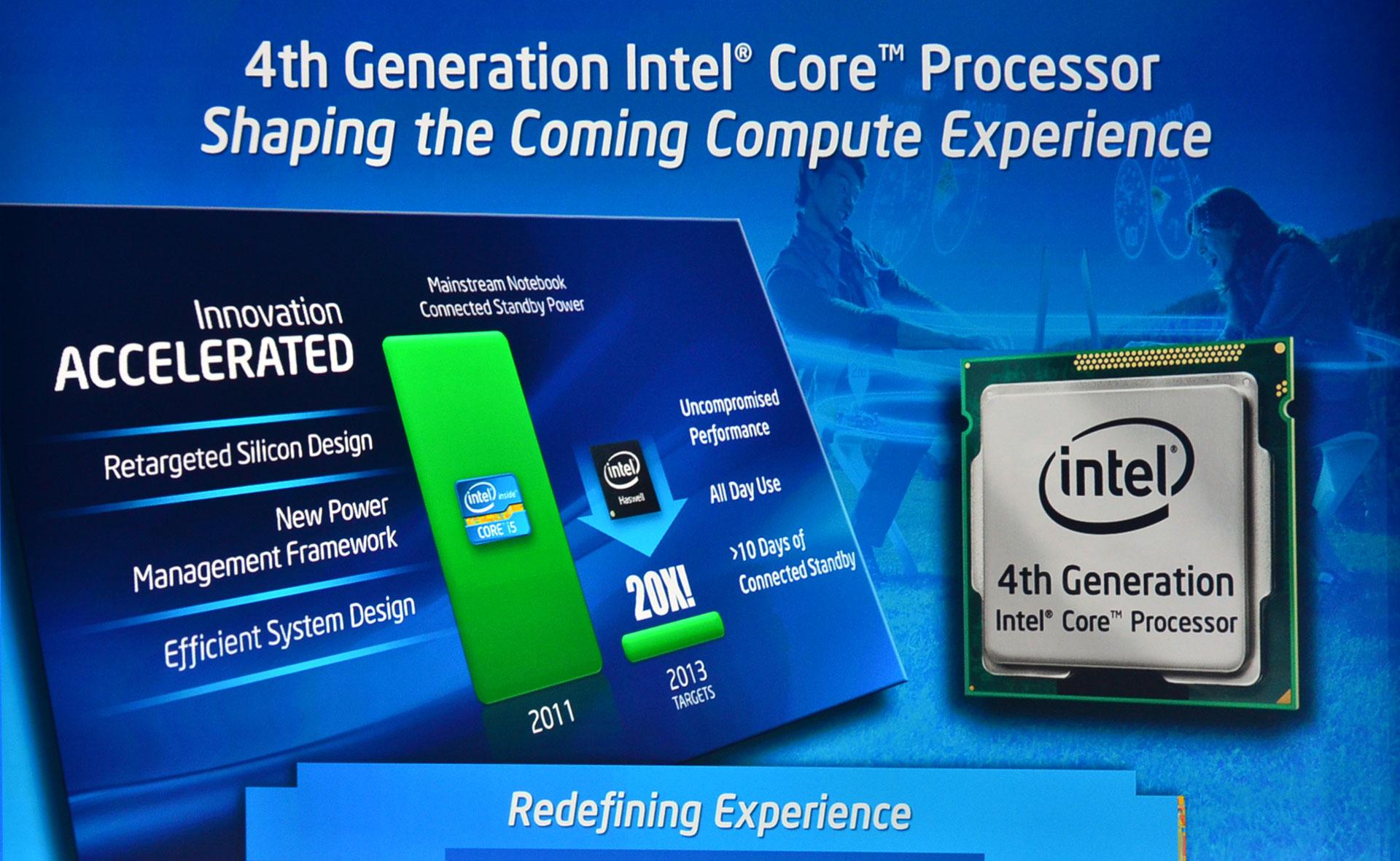 """Intel 4th Gen - Intel Core """"Haswell"""": confermata la presentazione al Computex"""