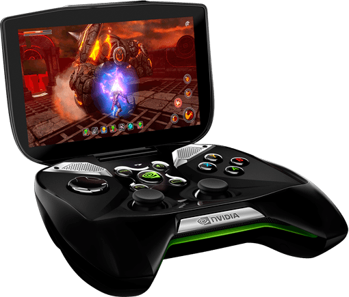 NVIDIA Project Shield - Project Shield, Piston, OUYA...è questo il futuro del gaming casalingo e mobile?