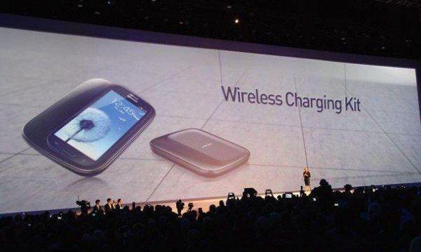 Samsung Galaxy S3 Wireless Charging Kit - Samsung Galaxy S IV avrà la carica wireless