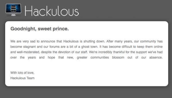 hackulous - Installous chiude i battenti; fine della pirateria su iPhone, iPad e iPod?