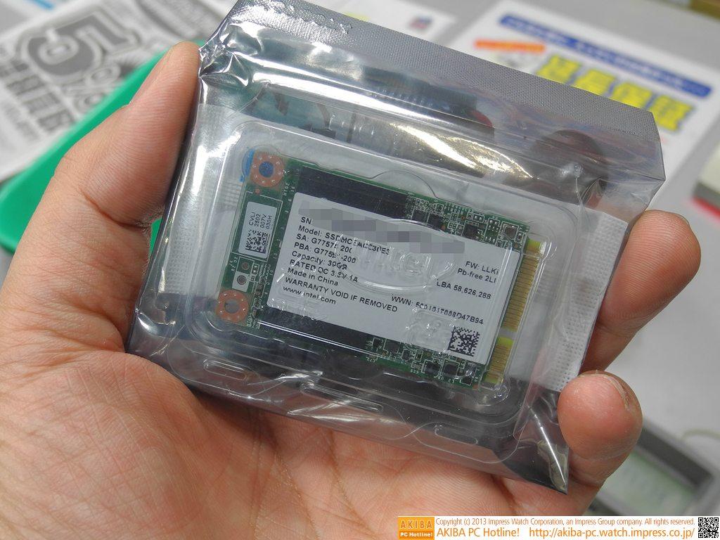 intel 525 - Intel SSD 525: già disponibili negli store giapponesi