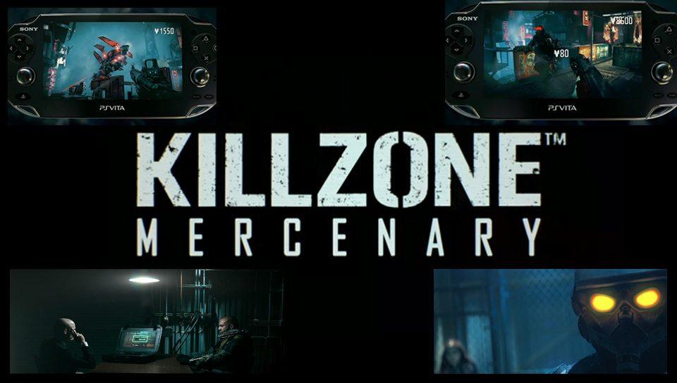 killzone mercenary playstation vita - Killzone: Mercenary in arrivo a Settembre, il riscatto di PS Vita?