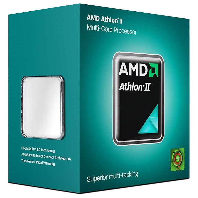 27a - AMD presenta il nuovo processore Dual-Core Athlon II X2 280