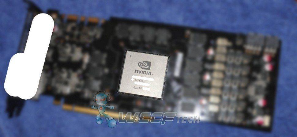 45a - Prima immagine per la nuova scheda video GeForce Titan