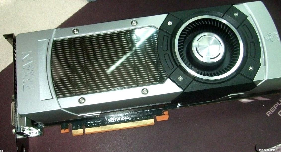geforcegtx titan - Nuove immagini per la scheda video NVIDIA GeForce Titan