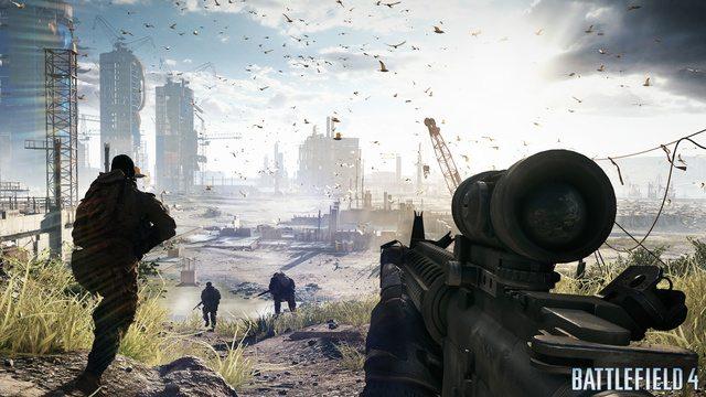 """BF4 ingame - [Aggiornata] Battlefield 4: trailer """"rubato"""" e prime immagini ufficiali"""