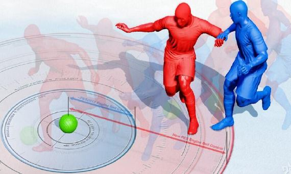 pes2014 - Controllo palla migliorato in PES 2014? Ecco una prima immagine
