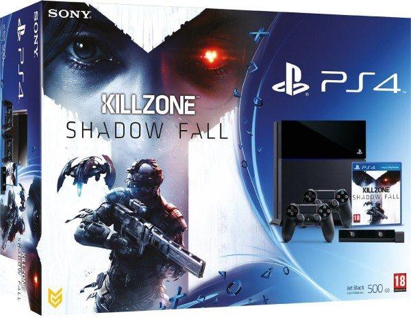 Killzone Shadow Fall PS4 bundle 600x466 - E' ufficiale il primo bundle di PS4 con Killzone: Shadow Fall