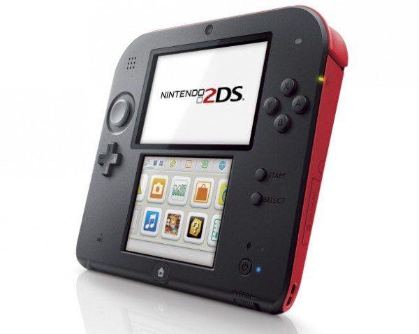 nintendo 2DS 600x478 - Nintendo annuncia 2DS: versione economica del 3DS