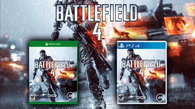 bf4 ps4 xboxone - Battlefield 4 girerà a 720p e 60fps su Xbox One e PS4