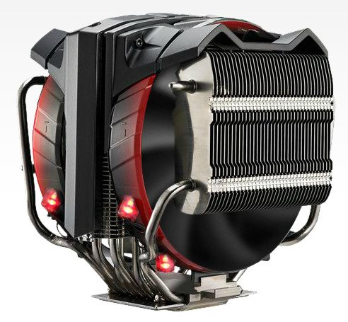 cooler master v8 gts - Cooler Master V8 GTS: un dissipatore da urlo