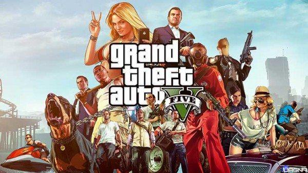 gtav video gameplay 600x337 - GTA V: avvistate le versioni PC e Playstation 4?