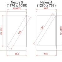 Nexus 5: trapelano le prime informazioni e dettagli