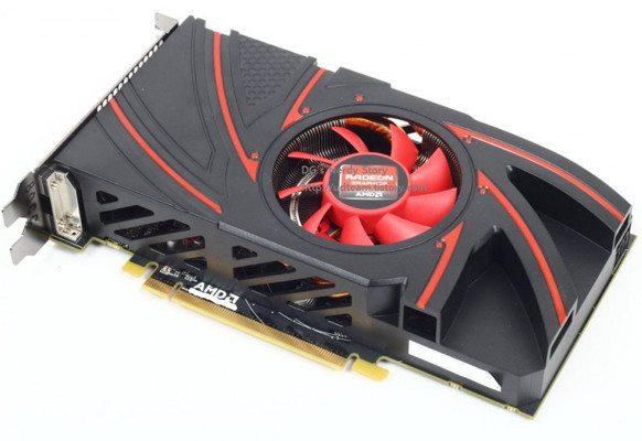 r7 260x - Prime immagini per la scheda entry-level Radeon R7 260X