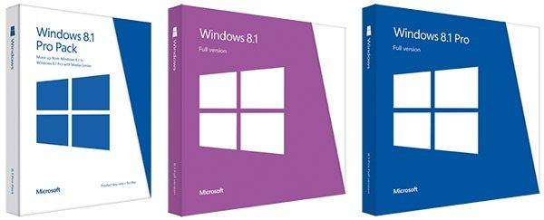 windows81 - Microsoft: disponibili i prezzi di Windows 8.1. Lancio previsto il 17 Ottobre