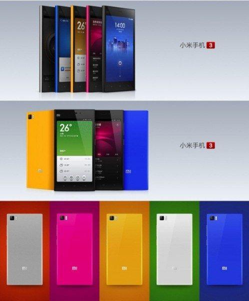 xiaomi mi3 498x600 - Xiaomi Mi3: top di gamma con Tegra 4 o Snapdragon 800 a soli 250€