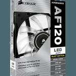 3D BOX AF120 LED white 150x150 - Corsair annuncia nuove ventole Air Series AF140 LED e AF120 LED