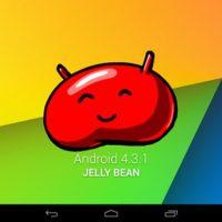 Disponibile l'update Android 4.3.1 per il Nexus 7 2013 LTE