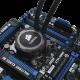 Corsair annuncia il sistema di raffreddamento a liquido per CPU Hydro H75