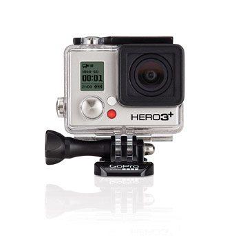 HERO3Plus Black Standard Front WEB - GoPro annuncia HERO3+ Black Edition: maggiore autonomia e nuove funzioni