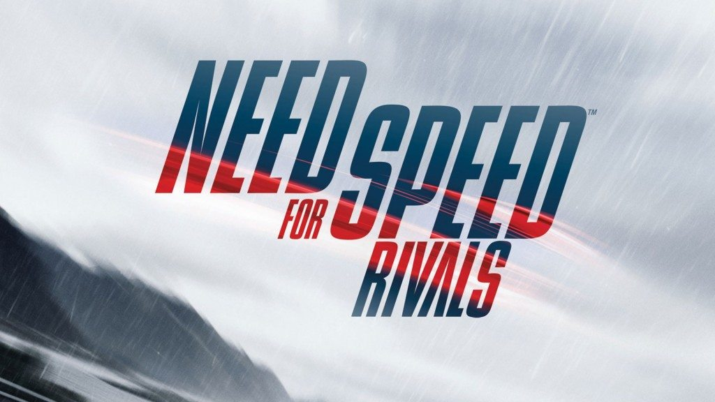 Need for Speed Rivals Logo Backgrounds 1024x576 - Need for Speed: Rivals - come farlo girare a 60 FPS