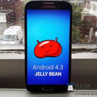 Disponibile il firmware Android 4.3 per Galaxy S4