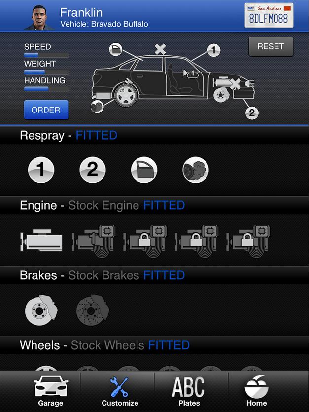ifruit - La companion App iFruit di GTA V disponibile anche su Android