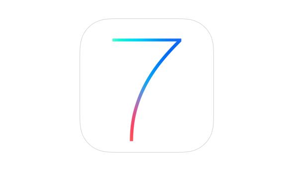 ios 7 logo - Disponibile iOS 7.0.3: corretti i problemi con iMessage e sensori