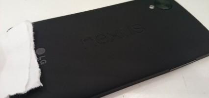 LG Nexus 5 si mostra in foto; conferme per l'evento del 1° Novembre