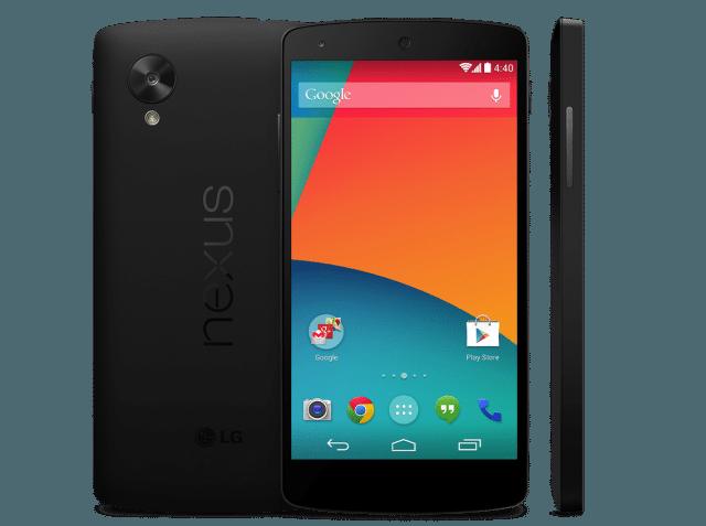 nexus 5 Play Store - Il Nexus 5 si mostra, per sbaglio, sul Google Play Store