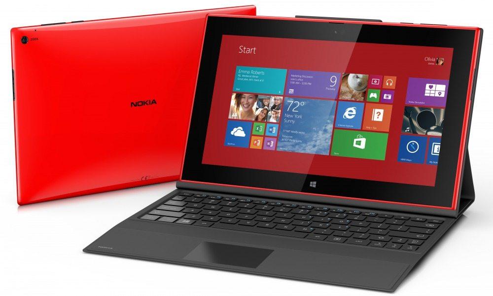 nokia lumia 2520 - Nokia presenta il tablet Lumia 2520: Snapdragon 800 e Windows RT 8.1