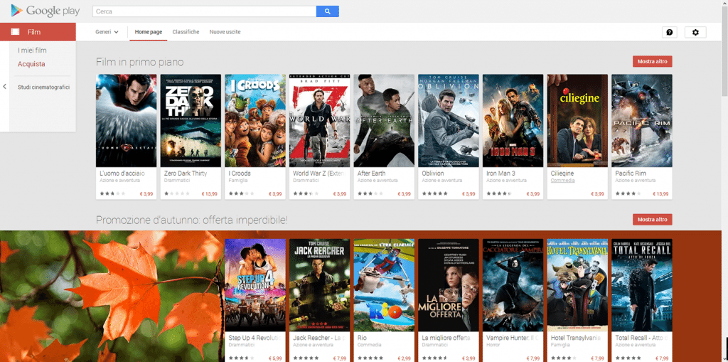 2013 11 12 10 05 46 Film su Google Play 1024x509 - Google Play Movies sbarca anche in Italia