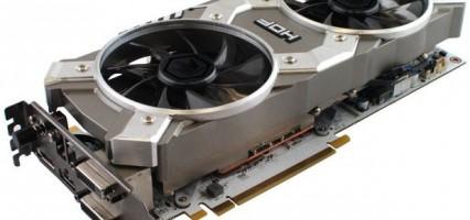 Galaxy pronta al lancio della scheda video GeForce GTX 780 Ti HOF