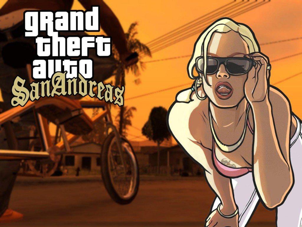gta san andreas 1024x768 - GTA San Andreas: presto disponibile la versione mobile