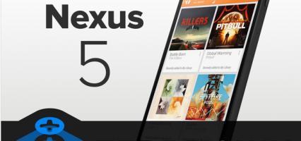 Teardown per il Nexus 5: facile da riparare ma con schermo fuso