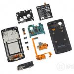 nexus7 150x150 - Teardown per il Nexus 5: facile da riparare ma con schermo fuso