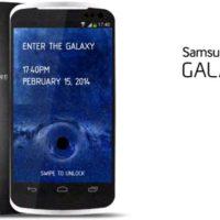Samsung Galaxy S 5: display da 2K e scanner per il riconoscimento della retina